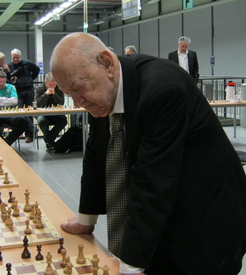 Viktor Korchnoi ist tot