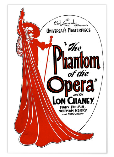 uBu and the Phantom of the Opera